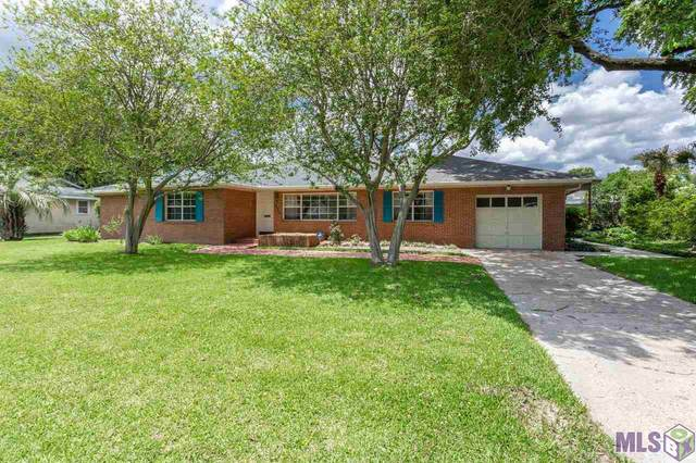 58356 Robertson St, Plaquemine, LA 70764 (#2021008254) :: David Landry Real Estate
