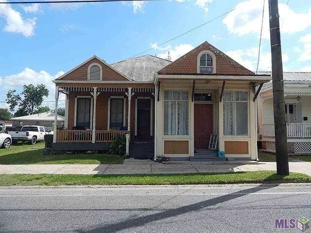 608 Mississippi St, Donaldsonville, LA 70346 (#2021008264) :: Patton Brantley Realty Group