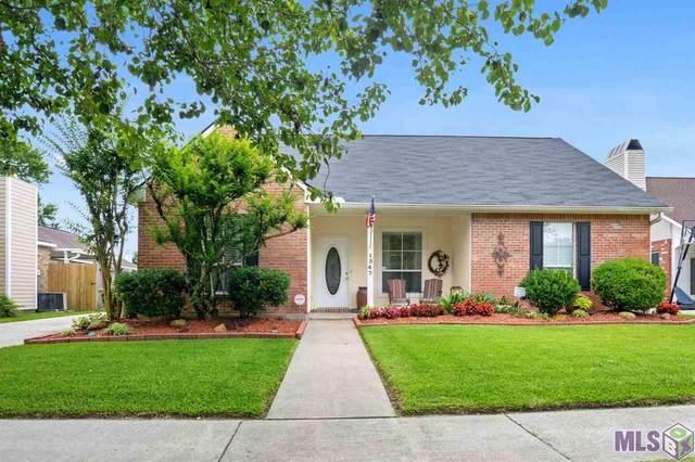 1347 Woodlong Dr, Baton Rouge, LA 70816 (#2021008288) :: Patton Brantley Realty Group