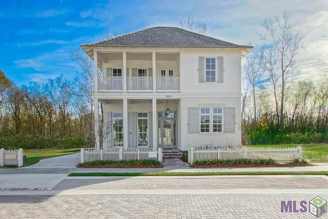 2884 Pointe-Marie Dr, Baton Rouge, LA 70820 (#2021008346) :: Patton Brantley Realty Group