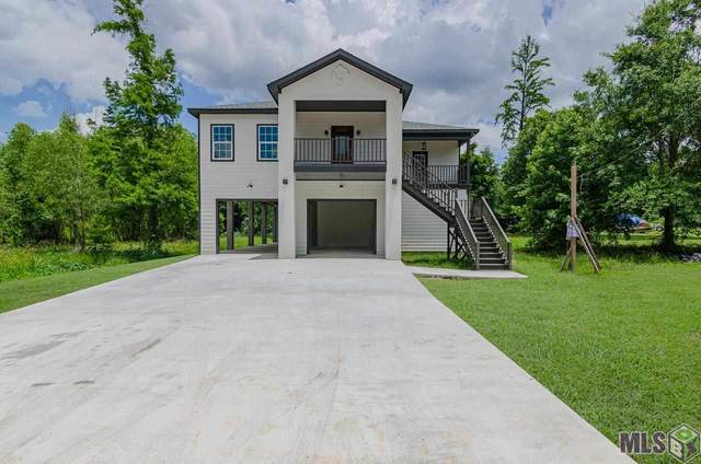 15880 Cypress Point Ln, French Settlement, LA 70733 (#2021008408) :: Darren James & Associates powered by eXp Realty