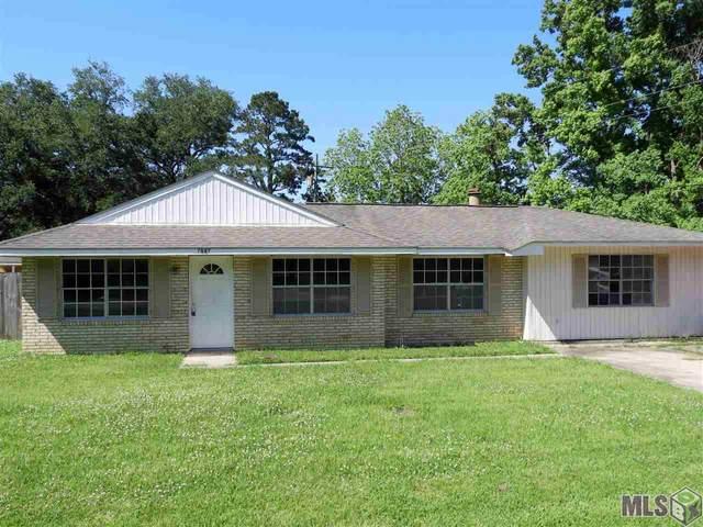 7887 Governor Davis Dr, Baton Rouge, LA 70811 (#2021008483) :: Patton Brantley Realty Group