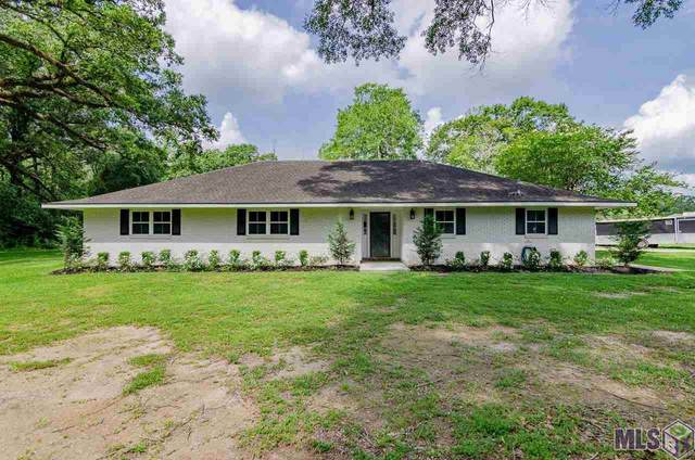 6363 Thibodeaux Rd, Greenwell Springs, LA 70739 (#2021008522) :: The W Group