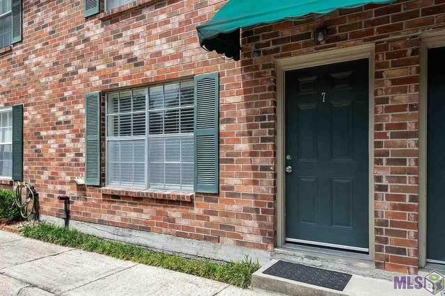 9855 Jefferson Hwy W7, Baton Rouge, LA 70809 (#2021008627) :: Patton Brantley Realty Group