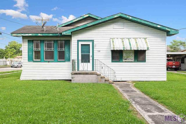 318 Church St, Donaldsonville, LA 70346 (#2021008720) :: Patton Brantley Realty Group