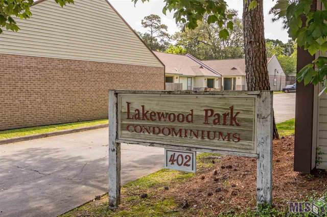 402 Lee Dr 3B, Baton Rouge, LA 70808 (#2021008920) :: Smart Move Real Estate