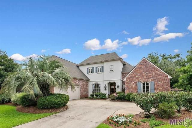2292 S Turnberry Ave, Zachary, LA 70791 (#2021009083) :: Smart Move Real Estate