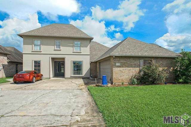 11415 Lemonwood Dr, Denham Springs, LA 70726 (#2021009171) :: David Landry Real Estate