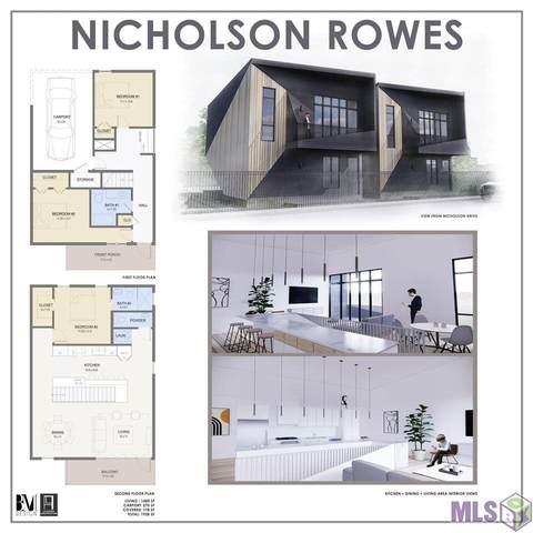 1533 Nicholson Dr, Baton Rouge, LA 70802 (#2021009213) :: RE/MAX Properties
