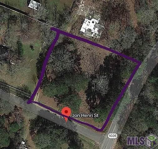 10133 Jonhenri St, Denham Springs, LA 70726 (#2021009232) :: David Landry Real Estate