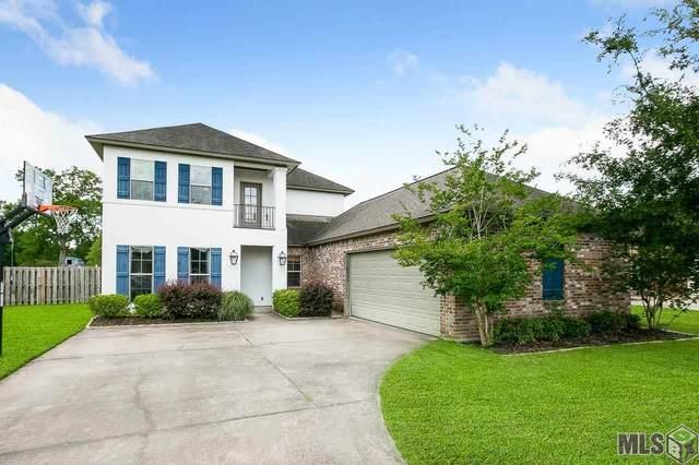 18679 Lake Harbor Ln, Prairieville, LA 70769 (#2021009265) :: David Landry Real Estate