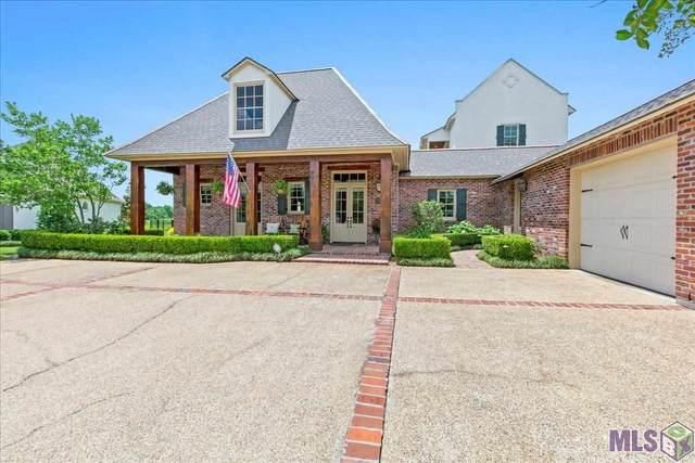 2646 S Turnberry Ave, Zachary, LA 70791 (#2021009281) :: Smart Move Real Estate
