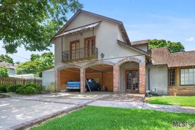 298 Cornell Ave, Baton Rouge, LA 70808 (#2021009289) :: David Landry Real Estate