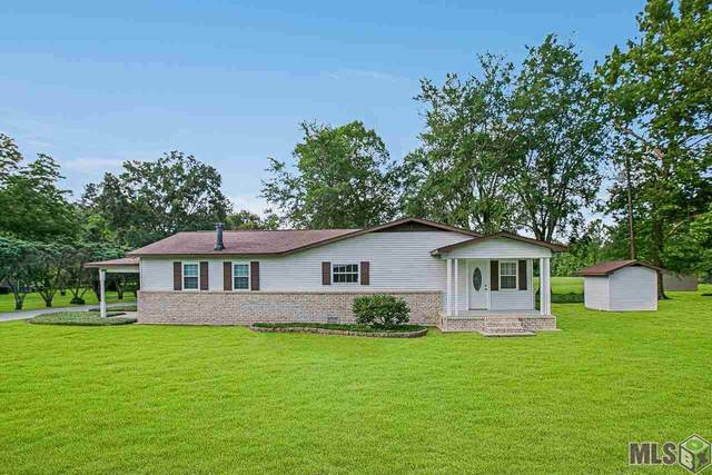 42217 Norwood Rd, Gonzales, LA 70737 (#2021009295) :: David Landry Real Estate