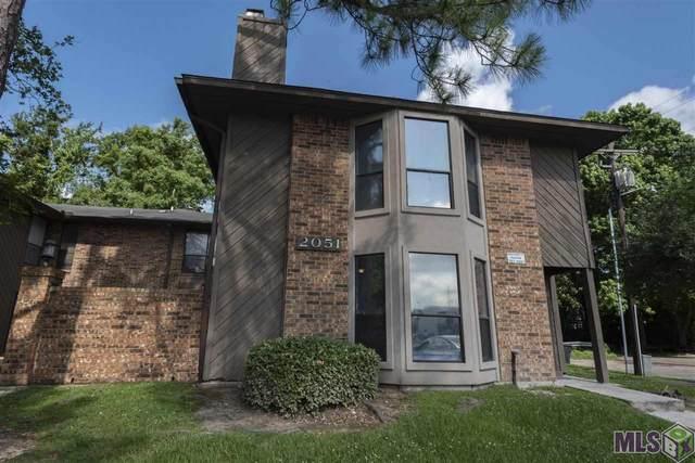2051 S Brightside View Dr E, Baton Rouge, LA 70820 (#2021009312) :: Smart Move Real Estate