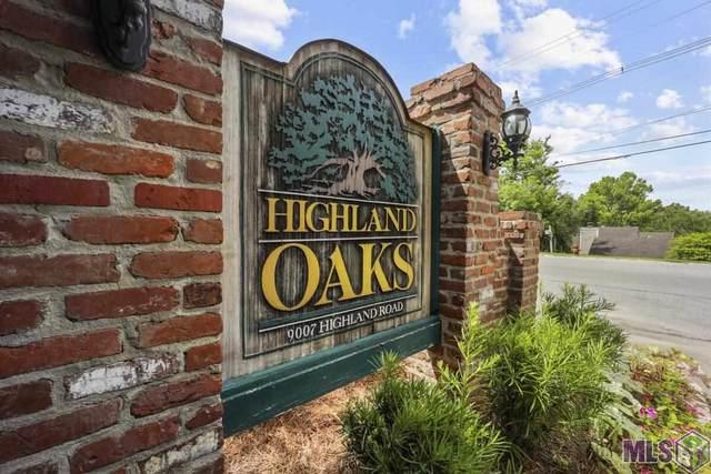 9007 Highland Rd #25, Baton Rouge, LA 70810 (#2021009325) :: Patton Brantley Realty Group