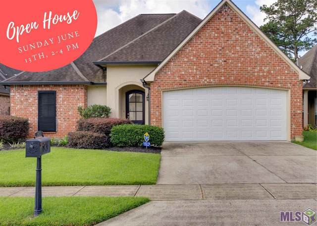 14318 Ivy Terrace Dr, Baton Rouge, LA 70817 (#2021009350) :: Smart Move Real Estate