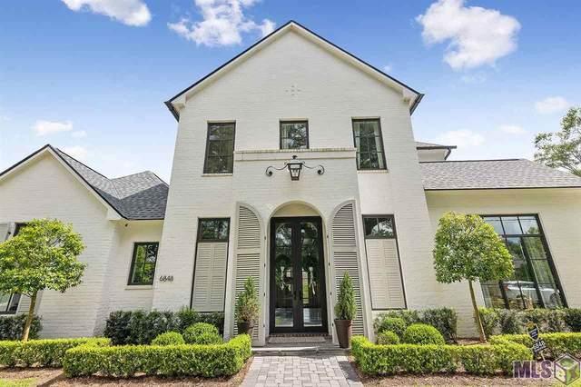6848 Annabelle Ave, Baton Rouge, LA 70806 (#2021009354) :: Smart Move Real Estate