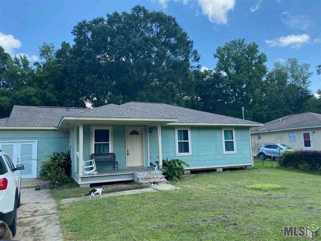 4043 N Row Ave, Zachary, LA 70791 (#2021009370) :: David Landry Real Estate