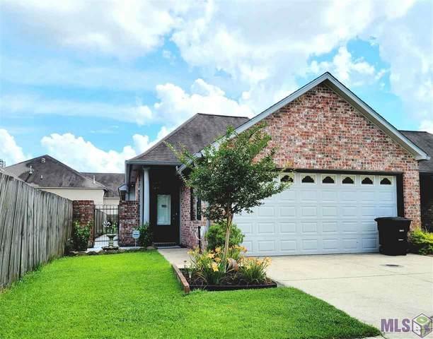 3936 Summerville Ave, Baton Rouge, LA 70817 (MLS #2021009391) :: United Properties