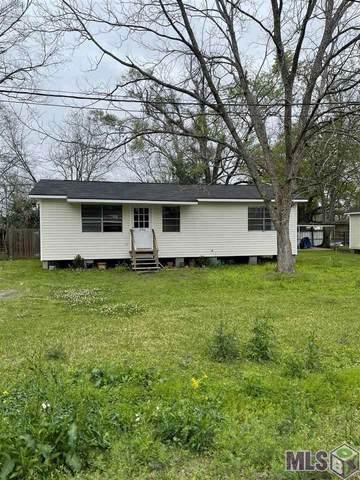 13394 Fruge Rd, Gonzales, LA 70734 (#2021009395) :: David Landry Real Estate