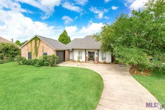 38283 E Lake View Dr, Prairieville, LA 70769 (MLS #2021009466) :: United Properties