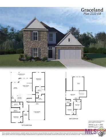 13903 Bellacosa Ave, Baton Rouge, LA 70817 (#2021009524) :: Patton Brantley Realty Group