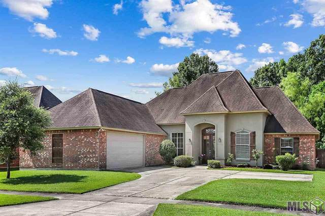 2674 Pine Thicket Ave, Zachary, LA 70791 (#2021009610) :: The W Group
