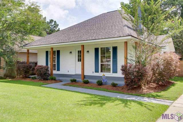 11186 Henson Dr, Greenwell Springs, LA 70739 (#2021009725) :: David Landry Real Estate