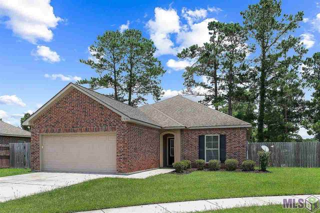 6936 Silver Springs Dr, Greenwell Springs, LA 70739 (#2021009740) :: Patton Brantley Realty Group