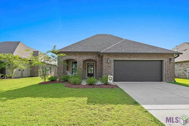12139 Grand Wood Ave, Gonzales, LA 70737 (#2021009748) :: The W Group