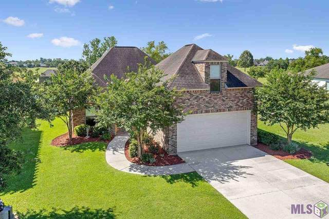 43091 Green Tree Ave, Gonzales, LA 70737 (#2021009801) :: The W Group