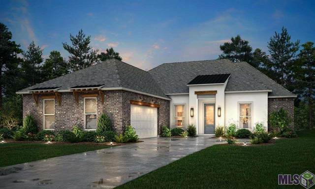 9812 Oak Colony Dr, Baton Rouge, LA 70817 (#2021009806) :: Darren James & Associates powered by eXp Realty