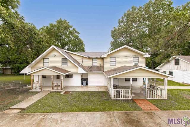 41308 Bayou Narcisse, Gonzales, LA 70769 (MLS #2021009856) :: United Properties