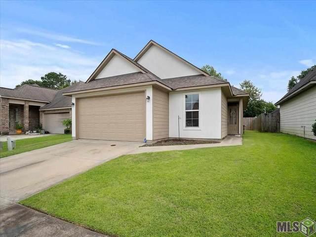 14013 Stone Gate Dr, Baton Rouge, LA 70816 (MLS #2021009873) :: United Properties