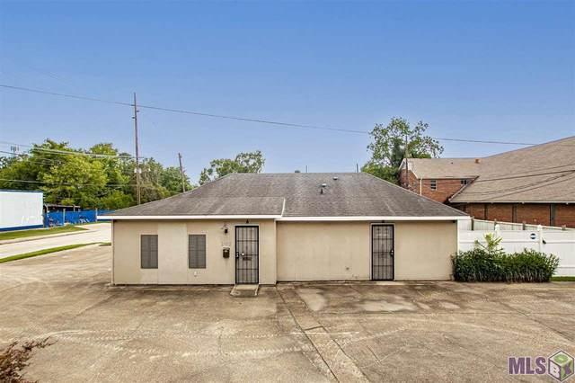 2552 Nicholson Dr A, Baton Rouge, LA 70802 (MLS #2021009876) :: United Properties