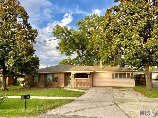 1004 S Shirley Ave, Gonzales, LA 70737 (#2021009908) :: Darren James & Associates powered by eXp Realty