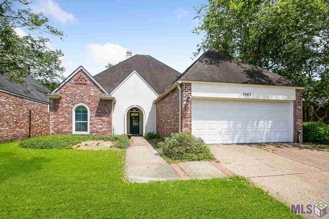 5943 Glen Cove Dr, Baton Rouge, LA 70809 (#2021009999) :: Darren James & Associates powered by eXp Realty