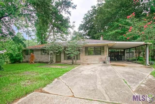 9654 Gov Beauvois Dr, Baton Rouge, LA 70811 (#2021010029) :: Patton Brantley Realty Group