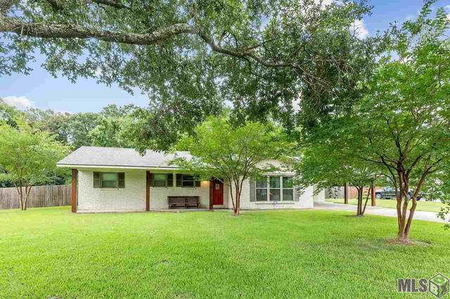 5008 Newell St, Zachary, LA 70791 (#2021010066) :: Patton Brantley Realty Group