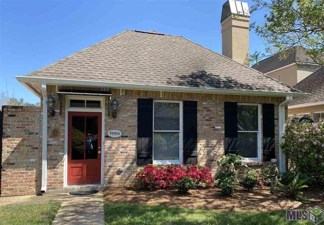 7950 Wrenwood Blvd A, Baton Rouge, LA 70809 (#2021010152) :: Patton Brantley Realty Group