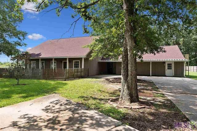 11900 Melinda Ln, Denham Springs, LA 70726 (#2021010285) :: David Landry Real Estate