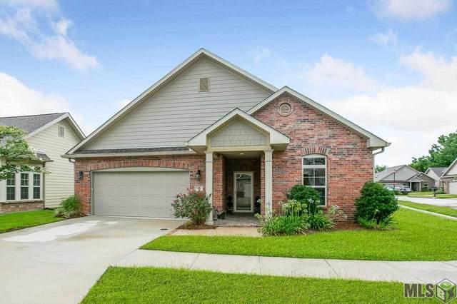 7111 Village Charmant #15, Baton Rouge, LA 70809 (#2021010427) :: Darren James & Associates powered by eXp Realty