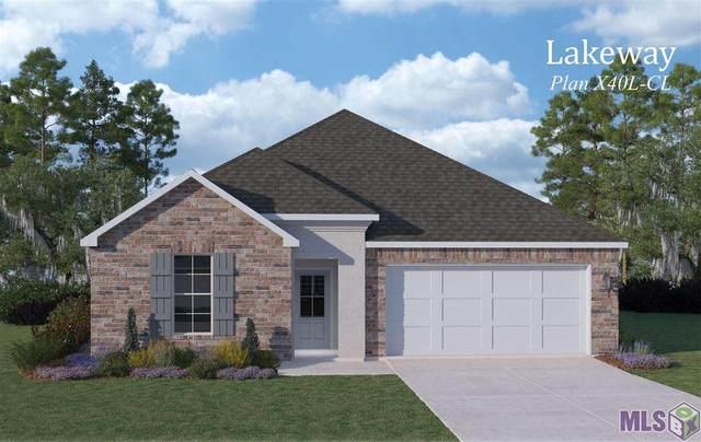 7486 Scarlet Oak Dr, Gonzales, LA 70737 (#2021010520) :: Smart Move Real Estate