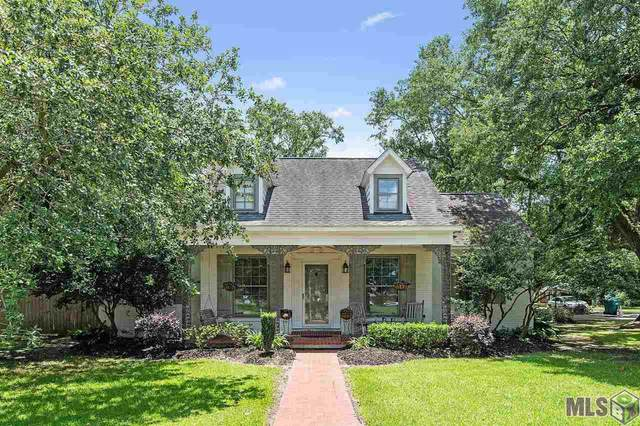 4116 Church St, Zachary, LA 70791 (#2021010560) :: David Landry Real Estate