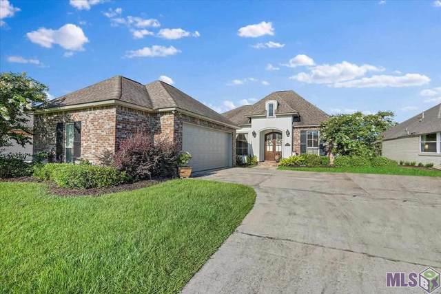 41125 Bayou Segnette Ave, Gonzales, LA 70737 (#2021010731) :: Patton Brantley Realty Group