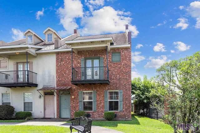 10600 Lakes Blvd #1401, Baton Rouge, LA 70810 (#2021010745) :: Darren James & Associates powered by eXp Realty