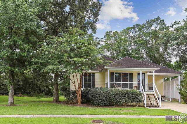 3920 Cypress Park Dr, Zachary, LA 70791 (#2021010910) :: Patton Brantley Realty Group