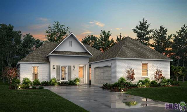 9612 South Creek Dr, Denham Springs, LA 70726 (#2021011056) :: David Landry Real Estate