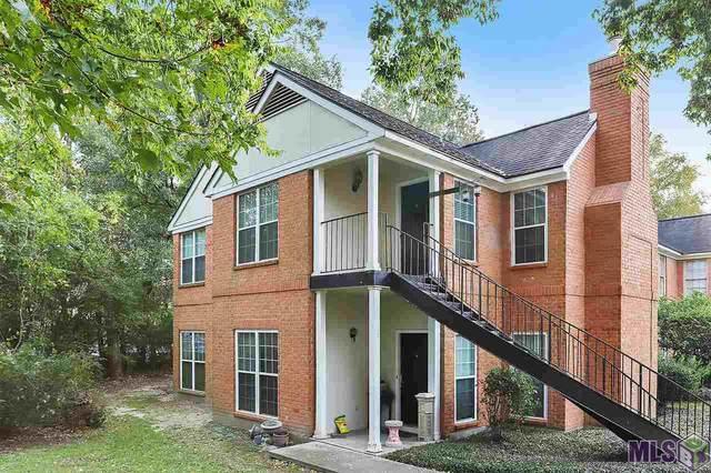 7854 Jefferson Place Blvd 11C, Baton Rouge, LA 70809 (MLS #2021011075) :: United Properties